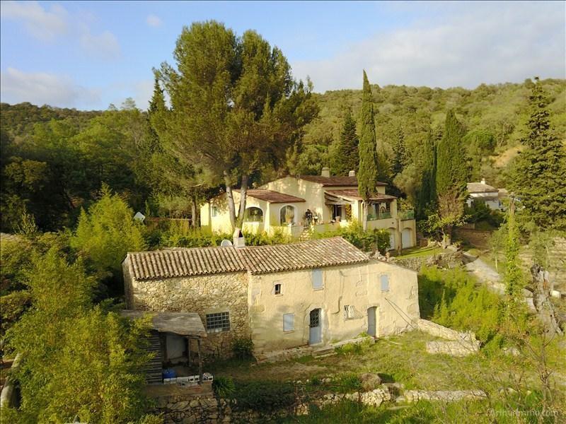 Vente de prestige maison / villa Grimaud 884000€ - Photo 1
