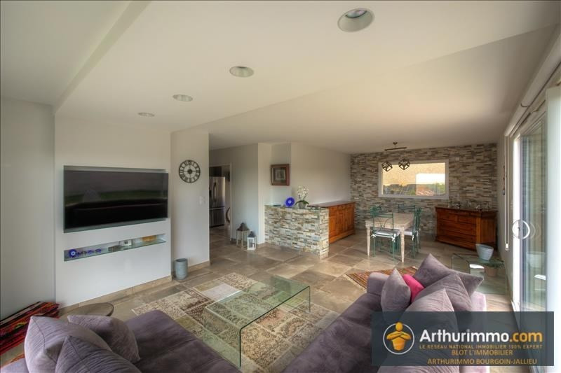 Vente maison / villa Bourgoin jallieu 365000€ - Photo 1