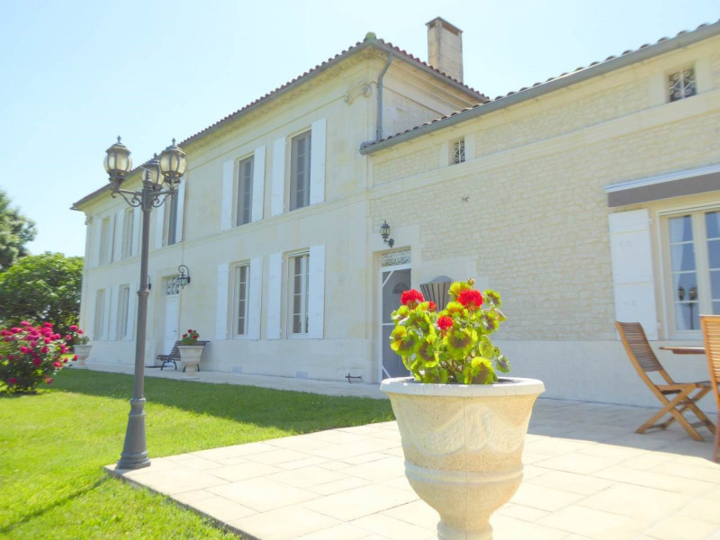 Sale house / villa Jarnac-champagne 379800€ - Picture 21