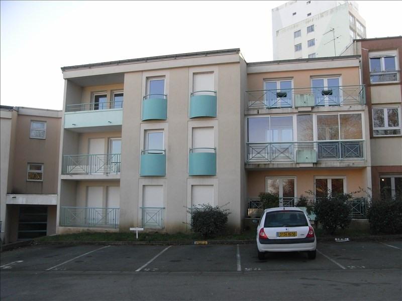 Vente appartement Brest 96000€ - Photo 1
