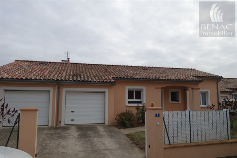Rental house / villa Realmont 745€ CC - Picture 1