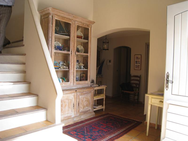 Vacation rental house / villa Les issambres 2 180€ - Picture 10