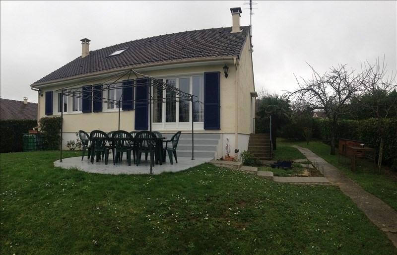 Sale house / villa Villemareuil 275000€ - Picture 4