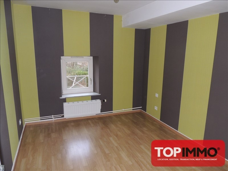 Rental apartment Badonviller 380€ CC - Picture 2