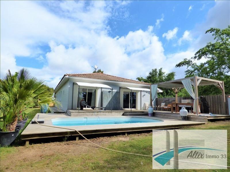 Vente maison / villa Beychac et caillau 345000€ - Photo 1