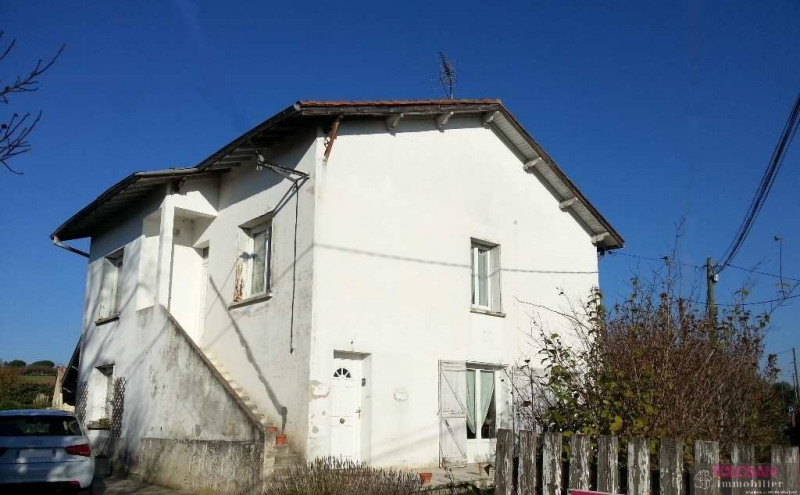 Vente maison / villa Baziege 176 000€ - Photo 1