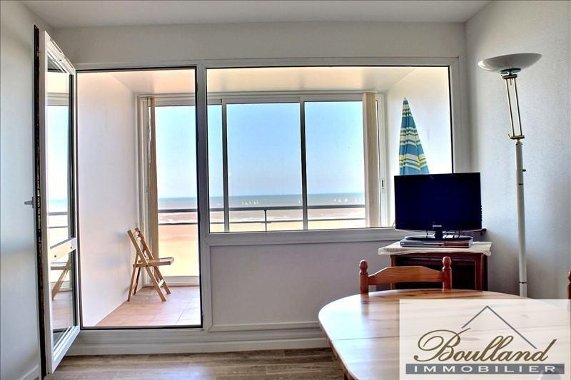 Vente appartement Fort mahon plage 186750€ - Photo 1