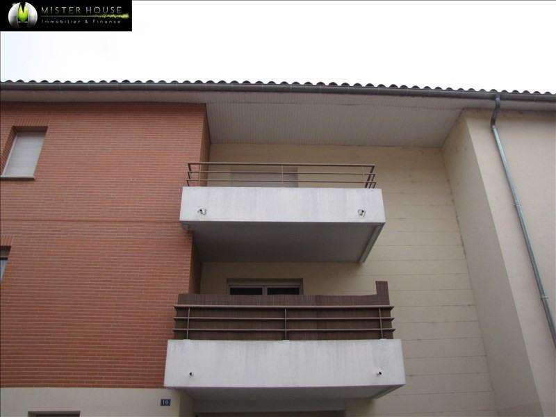 Verkoop  appartement Montauban 98000€ - Foto 1