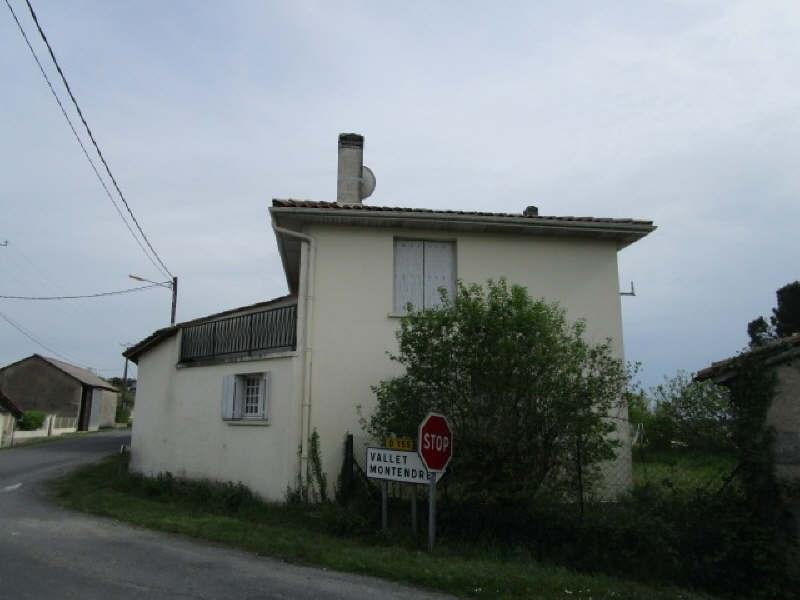 Sale house / villa Sousmoulins 87000€ - Picture 7