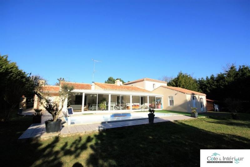Vente de prestige maison / villa Talmont st hilaire 630000€ - Photo 1