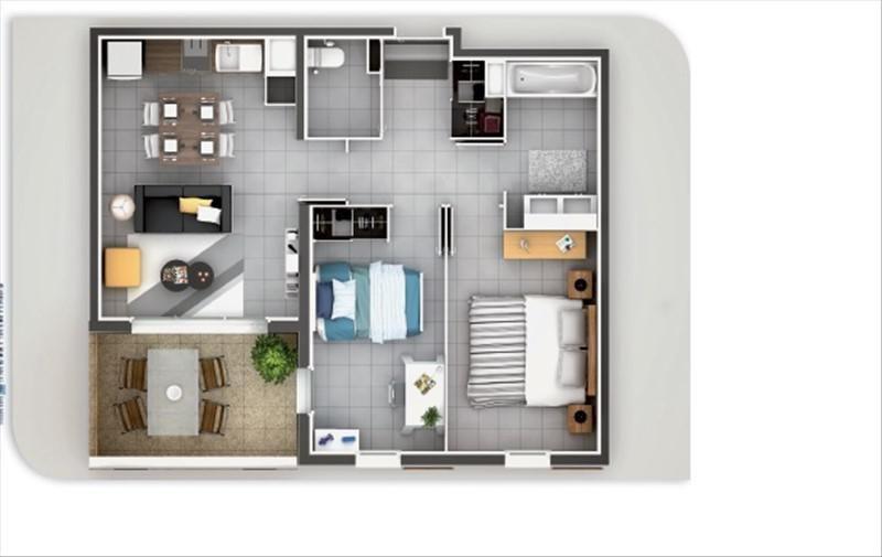 Vente appartement Nimes 209000€ - Photo 4