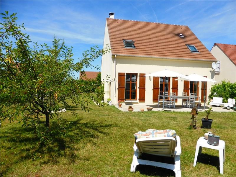 Vente maison / villa Crepy en valois 220000€ - Photo 1