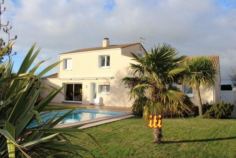 Vente maison / villa Chateau d olonne 420000€ - Photo 1