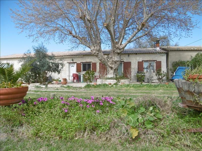 Vente maison / villa St laurent d aigouze 520000€ - Photo 1