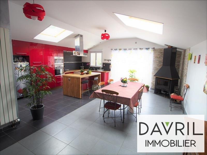 Vente maison / villa Conflans ste honorine 419900€ - Photo 2