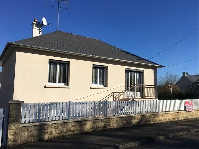 Sale house / villa Retiers 156 750€ - Picture 1
