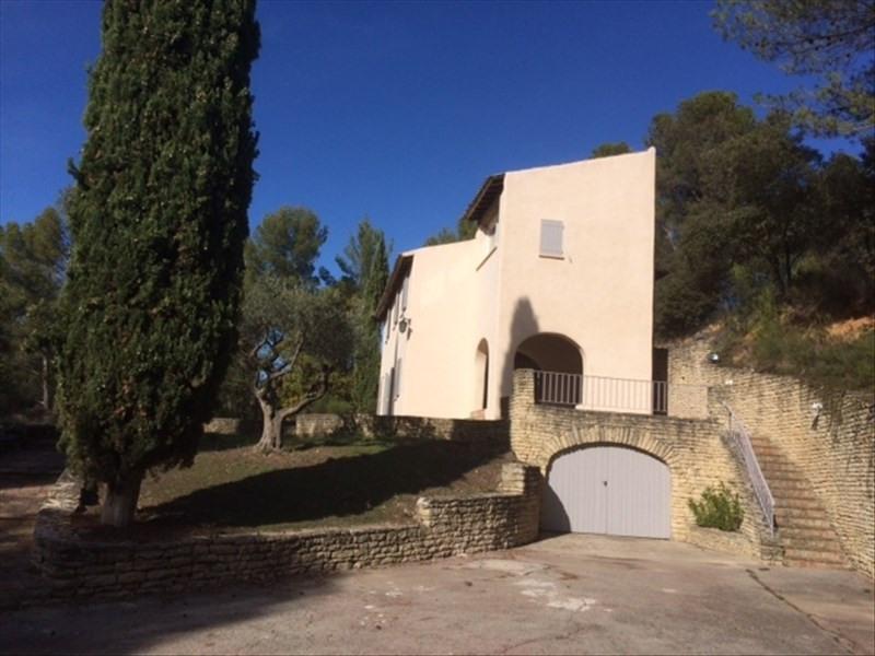 Vente de prestige maison / villa Ansouis 590000€ - Photo 2