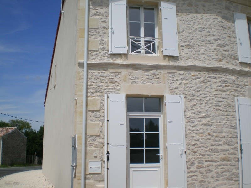 Rental house / villa Blaye 463€ CC - Picture 1