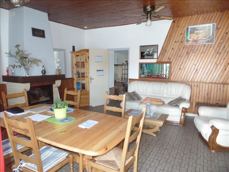 Vente maison / villa La garnache 127200€ - Photo 2