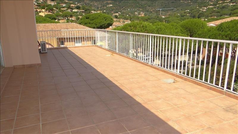 Vente de prestige appartement Cavalaire sur mer 580000€ - Photo 8