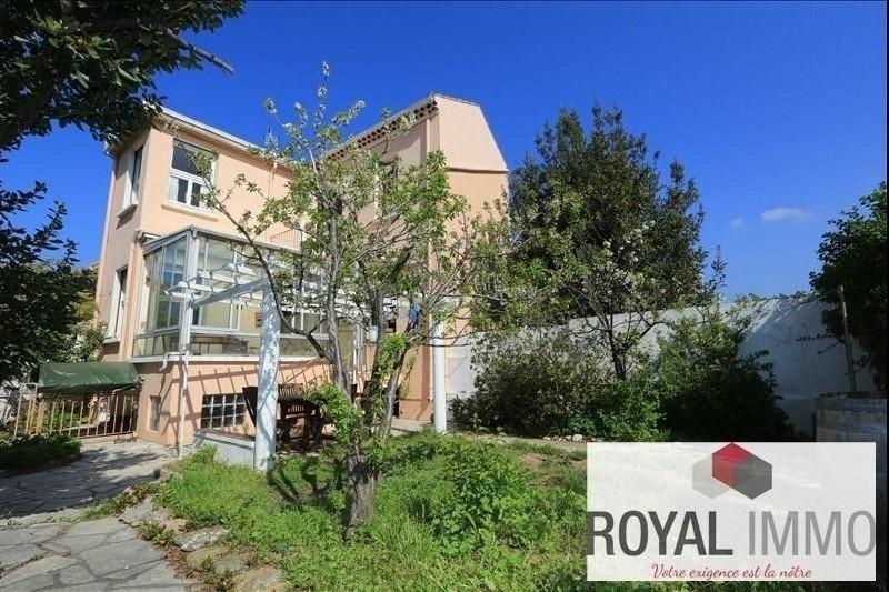 Sale house / villa Toulon 466000€ - Picture 1