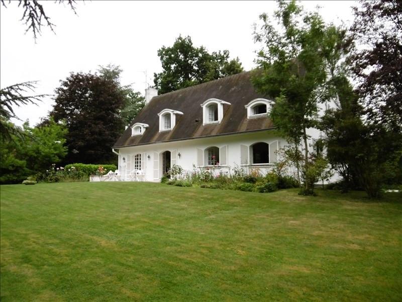 Sale house / villa Fayet 449000€ - Picture 1