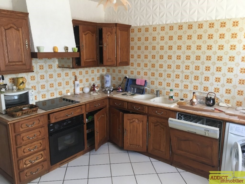 Vente maison / villa Villaries 420000€ - Photo 2