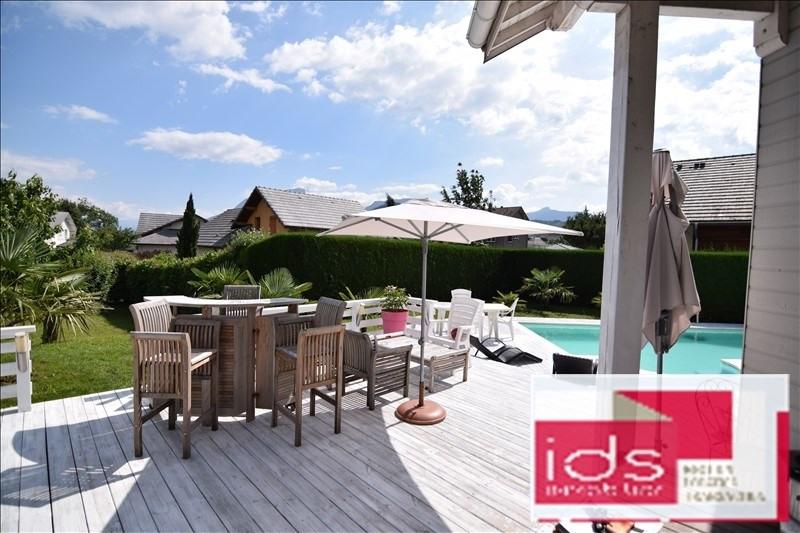 Verkauf von luxusobjekt haus La ravoire 590000€ - Fotografie 8