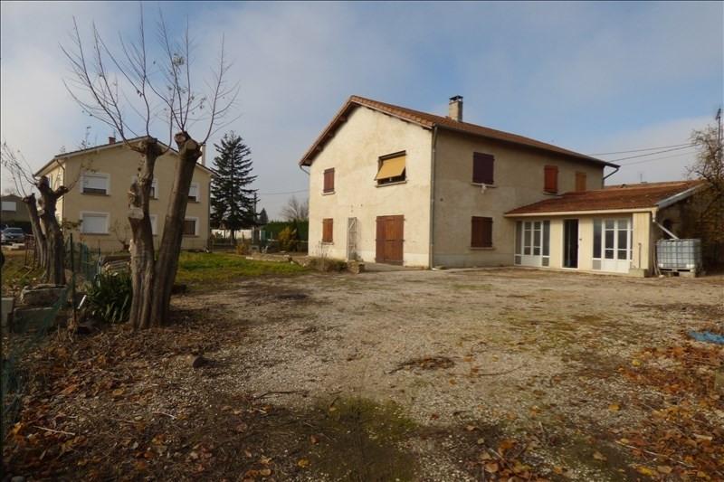 Sale house / villa Romans sur isere 268400€ - Picture 1