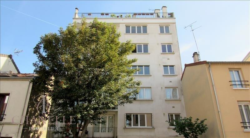 Vente appartement Vincennes 350000€ - Photo 1