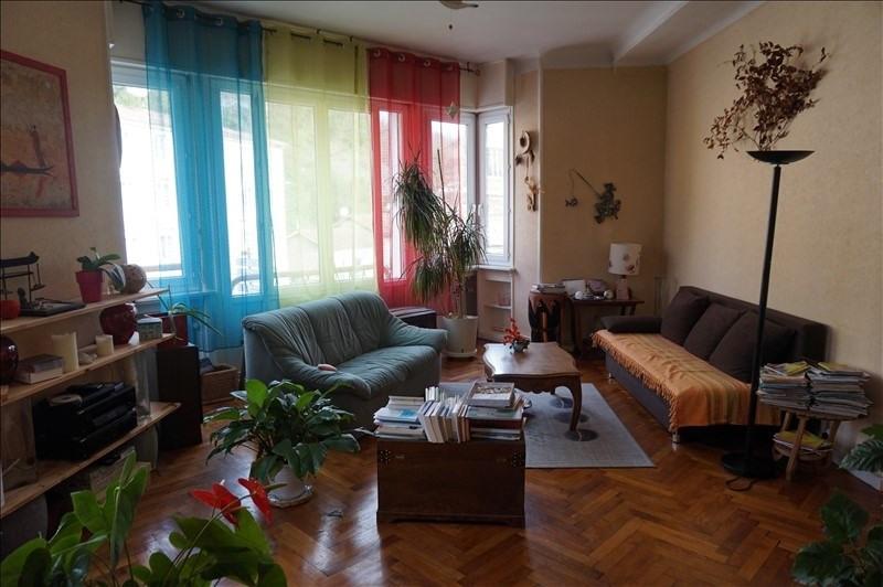 Verkoop  appartement Pont eveque 87000€ - Foto 1