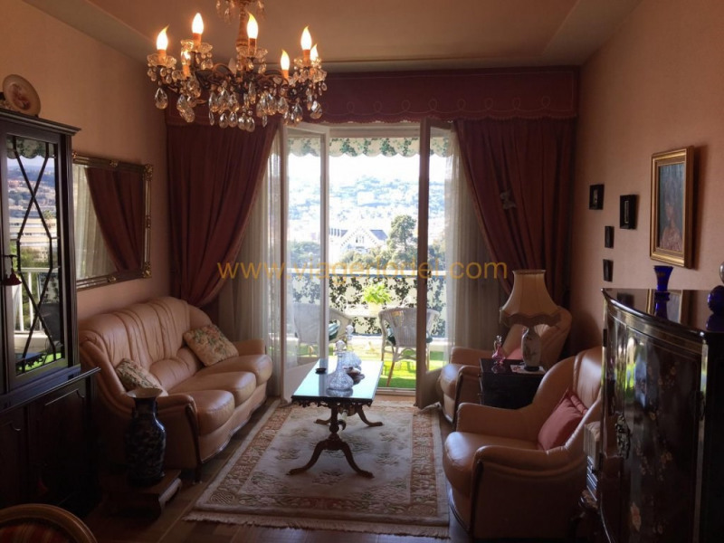 Life annuity apartment Nice 85 000€ - Picture 3