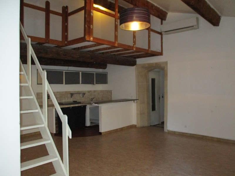 Location appartement Salon de provence 466€ CC - Photo 1