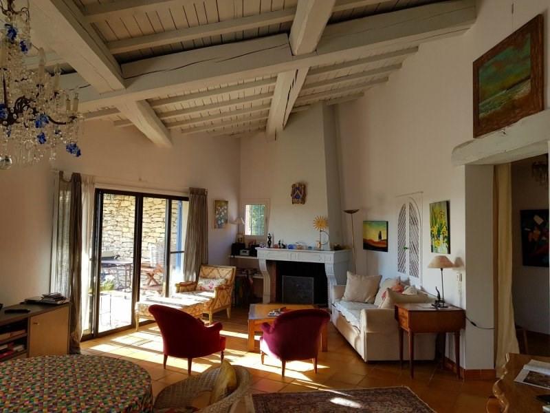 Vente de prestige maison / villa Aramon 555000€ - Photo 3