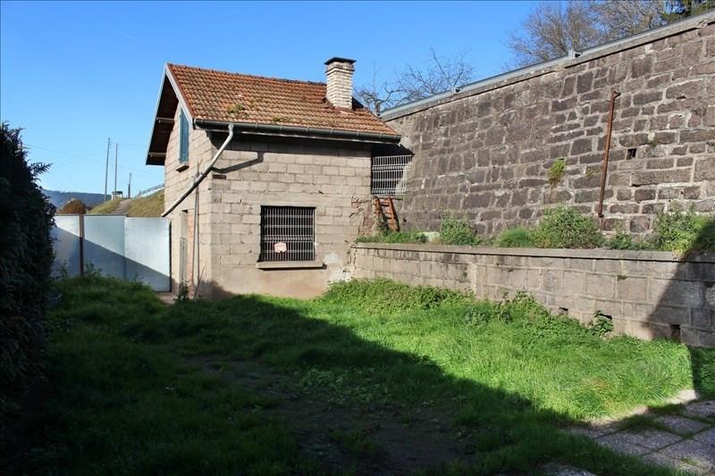 Vente maison / villa Moyenmoutier 69000€ - Photo 4