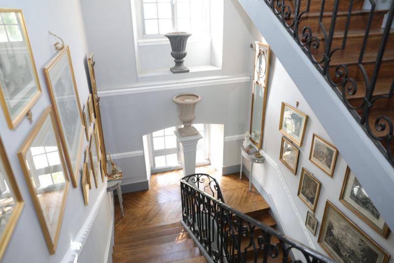 Revenda residencial de prestígio castelo Évreux 2900000€ - Fotografia 7