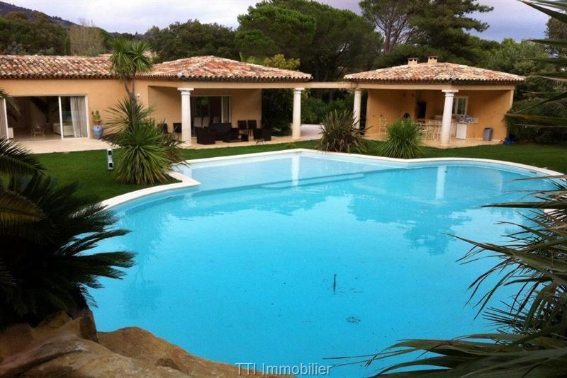 Deluxe sale house / villa Plan de la tour 1965000€ - Picture 1