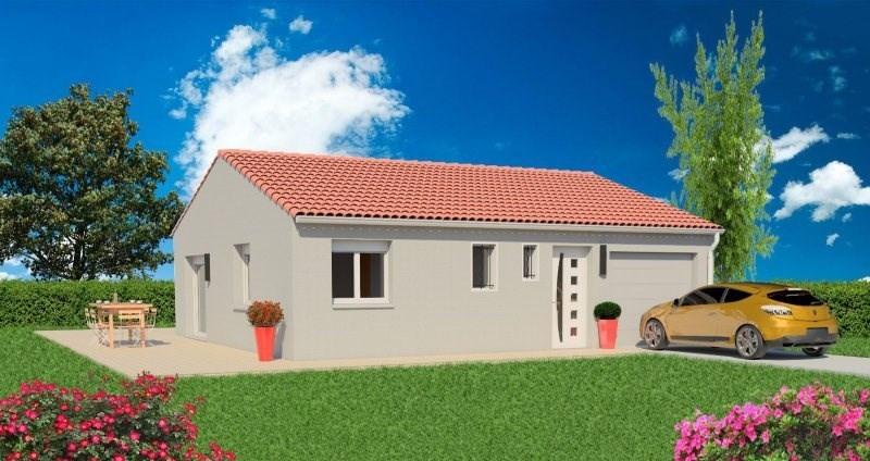 Maison  3 pièces + Terrain 153 m² Trouillas par XXL CREATION