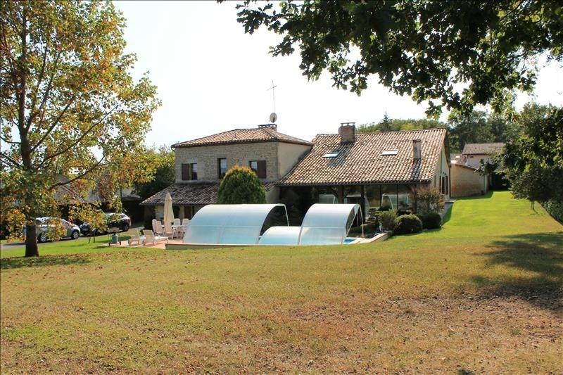 Sale house / villa Langon 420000€ - Picture 3