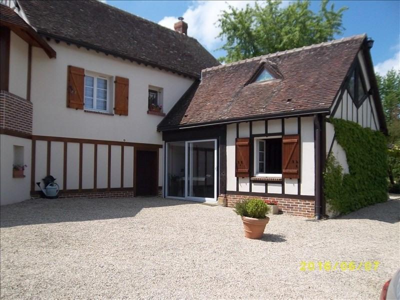 Sale house / villa Montigny le chartif 280000€ - Picture 2