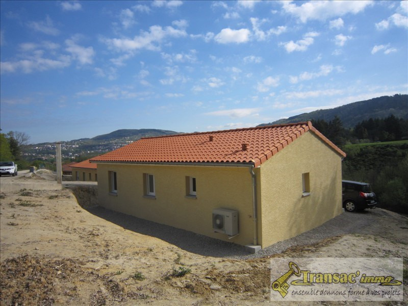 Vente maison / villa Thiers 139100€ - Photo 1