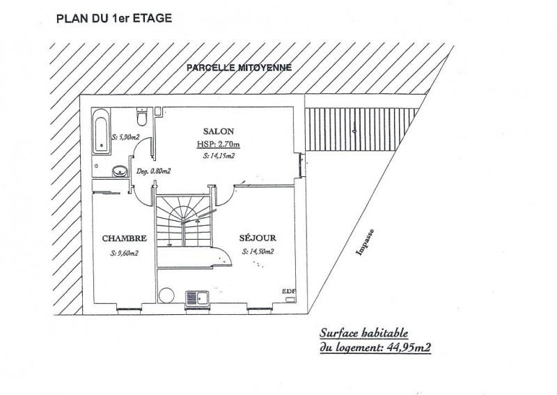 Vente immeuble Carcassonne 165000€ - Photo 2