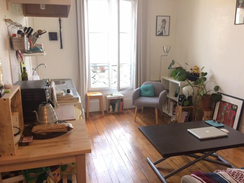 Location appartement Paris 20ème 635€ CC - Photo 1