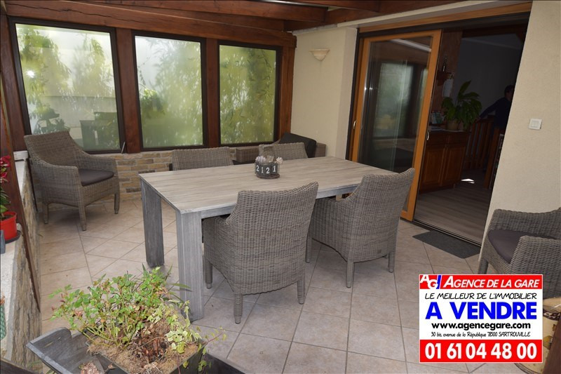 Vente maison / villa Montesson 575 000€ - Photo 6