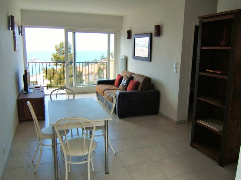 Location vacances appartement Collioure 403€ - Photo 2