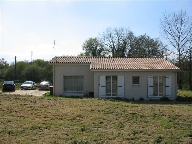 Vente maison / villa Moulin neuf 142000€ - Photo 3