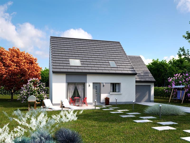 Maison  5 pièces + Terrain 532 m² Saint-Cyr-sur-Morin par MAISONS KERBEA