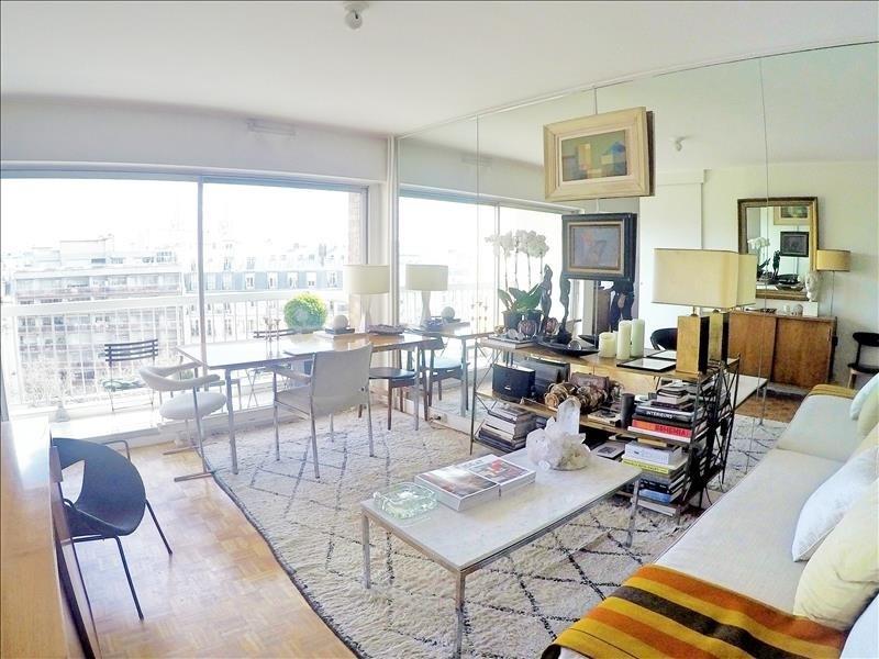 Vente appartement Paris 11ème 420000€ - Photo 2