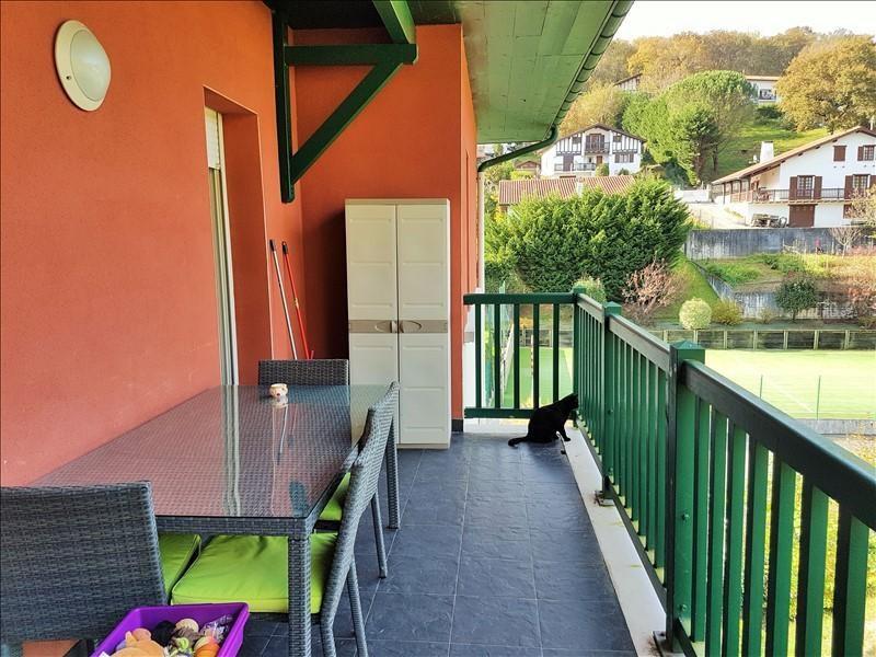 Vente appartement Behobie 120000€ - Photo 1