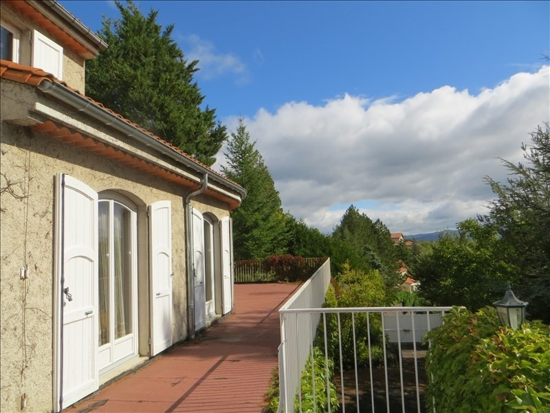 Sale house / villa Espaly st marcel 396500€ - Picture 10